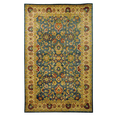 Safavieh Antiquities 8 Round Blue/Beige AT15A-8R