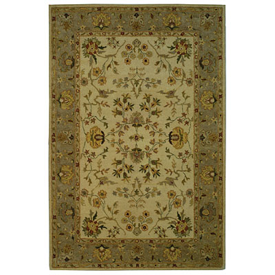 Safavieh Bergama 10 x 14 Ivory/Light Grey BRG135A-10