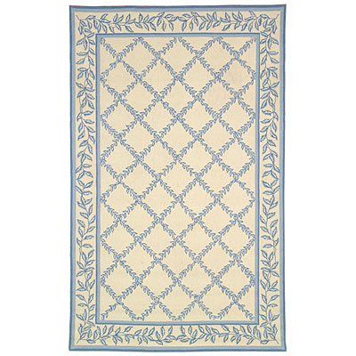 Safavieh Chelsea III 8 x 10 Ivory/Light Blue HK230A-8