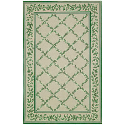 Safavieh Chelsea III 8 x 10 Ivory/Light Green HK230B-8