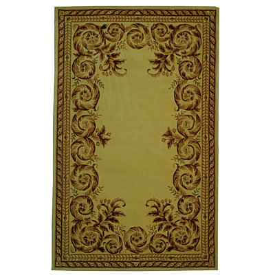 Safavieh Naples 6 Round Assorted/Ivory NA707A-6R