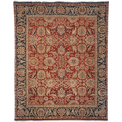 Safavieh Old World 4 x 6 Red/Navy OW115F-4