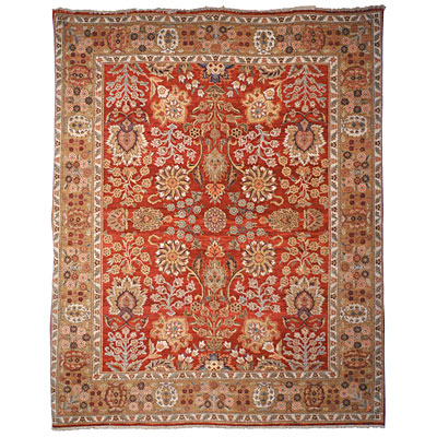 Safavieh Old World 4 x 6 Red/Gold OW116A-4