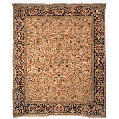 Safavieh Old World 10 x 14 OW119B OW119B