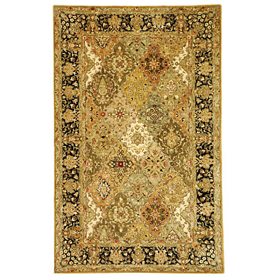 Safavieh Persian Legend 5 x 8 Light Green/Black PL510A-5
