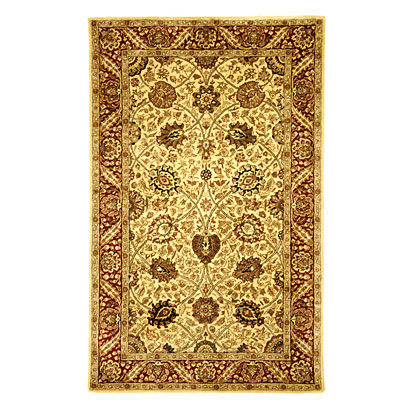 Safavieh Persian Legend 5 x 8 Ivory/Red PL516A-5