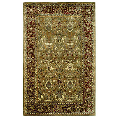 Safavieh Persian Legend 5 x 8 Light Green/Rust PL519B-5