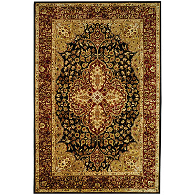 Safavieh Persian Legend 6 x 9 Black/Red PL522B-6