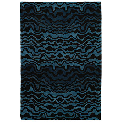 Safavieh Soho 8 x 10 Blue/Brown SOH417B-8