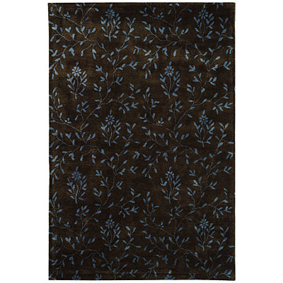 Safavieh Soho 4 x 6 Brown/Light Blue SOH418A-4