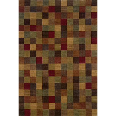 Sphinx by Oriental Weavers Allure 5 x 8 Brown 003A1