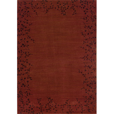 Sphinx by Oriental Weavers Allure 2 x 3 Red 004C1