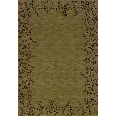Sphinx by Oriental Weavers Allure 5 x 8 Green 004E1