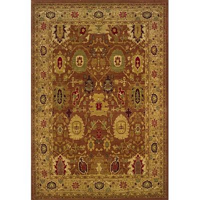 Sphinx by Oriental Weavers Allure 2 x 8 Rust 006F1