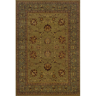 Sphinx by Oriental Weavers Allure 5 x 8 Green 008D1