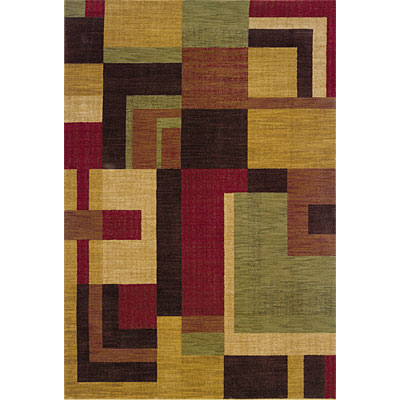 Sphinx by Oriental Weavers Allure 5 x 8 Red 009A1