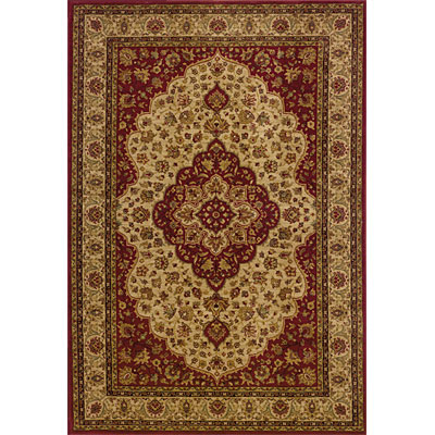 Sphinx by Oriental Weavers Allure 5 x 8 Red 011D1