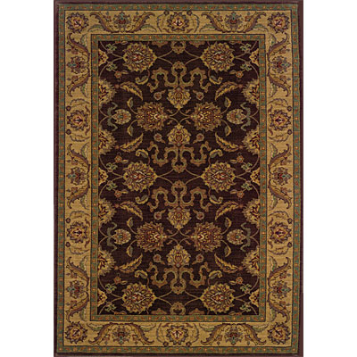 Sphinx by Oriental Weavers Allure 5 x 8 Brown 012B1