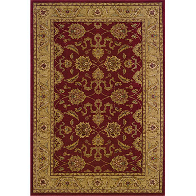 Sphinx by Oriental Weavers Allure 2 x 3 Red 012D1