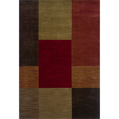 Sphinx by Oriental Weavers Allure 5 x 8 Red 015A1