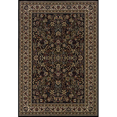 Sphinx by Oriental Weavers Ariana 8 x 11 Black 213K8