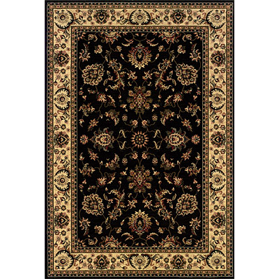 Sphinx by Oriental Weavers Ariana 8 x 11 Black 311K3