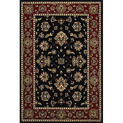 Sphinx by Oriental Weavers Ariana 8 x 11 Black 623M3