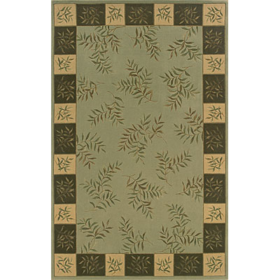 Sphinx by Oriental Weavers Cottage 4 x 6 Cottage Fern Gully 15005