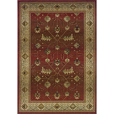 Sphinx by Oriental Weavers Genesis 4 x 6 Red 112P