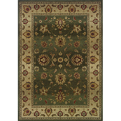 Sphinx by Oriental Weavers Genesis 2 x 8 Green 34F
