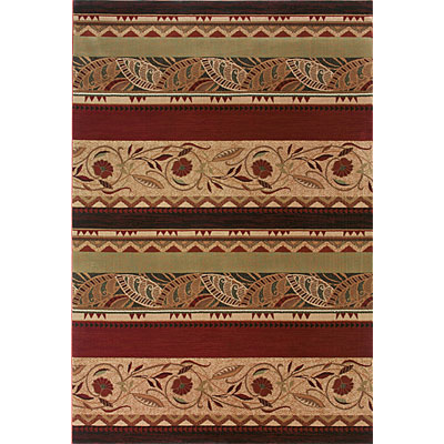 Sphinx by Oriental Weavers Genre 5 x 8 Rust 53R1