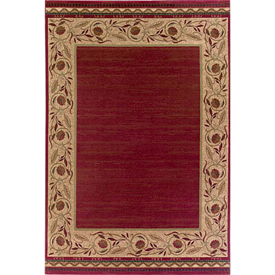 Sphinx by Oriental Weavers Genre 2 x 8 Red 055R1