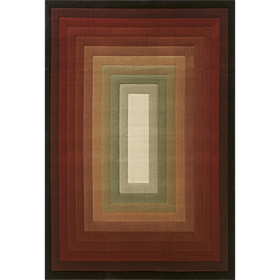 Sphinx by Oriental Weavers Genre 8 x 11 Brown 682X1