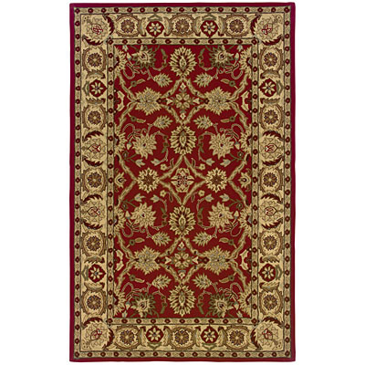 Sphinx by Oriental Weavers Grandeur 10 x 13 Majestic Red 32002