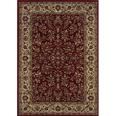 Sphinx by Oriental Weavers Haven 2 x 8 Red 10A