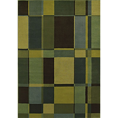 Sphinx by Oriental Weavers Haven 2 x 8 Green 55A
