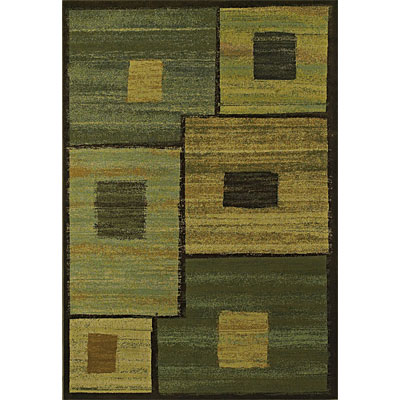 Sphinx by Oriental Weavers Haven 2 x 8 Green 89B