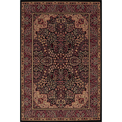 Sphinx by Oriental Weavers Highlands 4 x 5 Black 521K