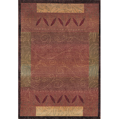 Sphinx by Oriental Weavers Kharma 3 x 9 Red 439R