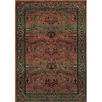 Sphinx by Oriental Weavers Kharma 3 x 9 Green 465J