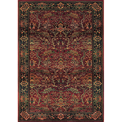 Sphinx by Oriental Weavers Kharma 3 x 9 Red 465R