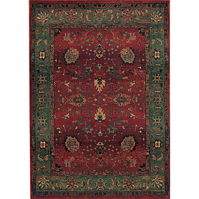 Sphinx by Oriental Weavers Kharma 3 x 9 Red 807C