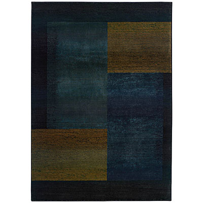 Sphinx by Oriental Weavers Kharma II 8 x 11 Blue 1092L