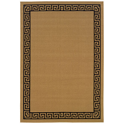 Sphinx by Oriental Weavers Lanai 4 x 6 Beige 782Y