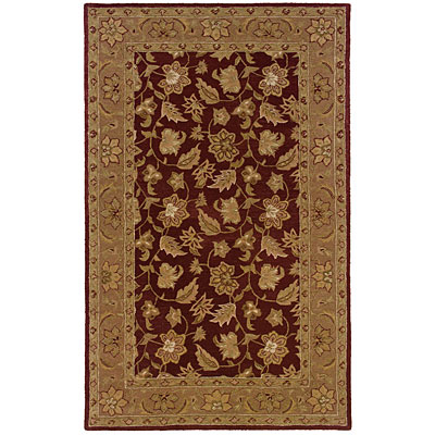 Sphinx by Oriental Weavers Legends 5 x 8 Holbrook Red 34005
