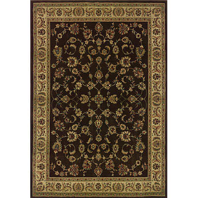 Sphinx by Oriental Weavers Luxor 10 x 13 Brown 44B