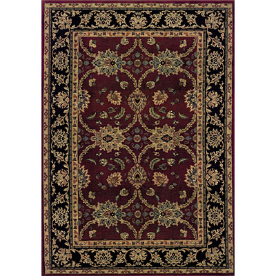 Sphinx by Oriental Weavers Luxor 10 x 13 Red 46C