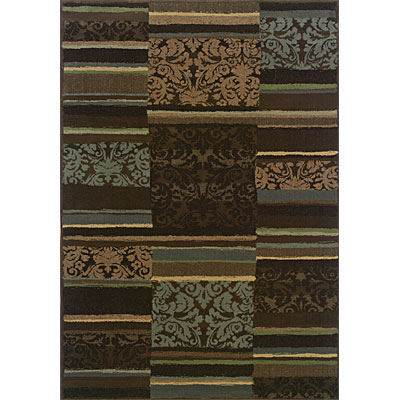 Sphinx by Oriental Weavers Nexus 2 x 3 Brown 502F