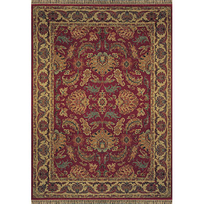 Sphinx by Oriental Weavers Patina 6 x 8 Red 51C