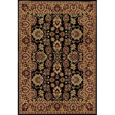 Sphinx by Oriental Weavers Regal 4 x 6 Black 81B